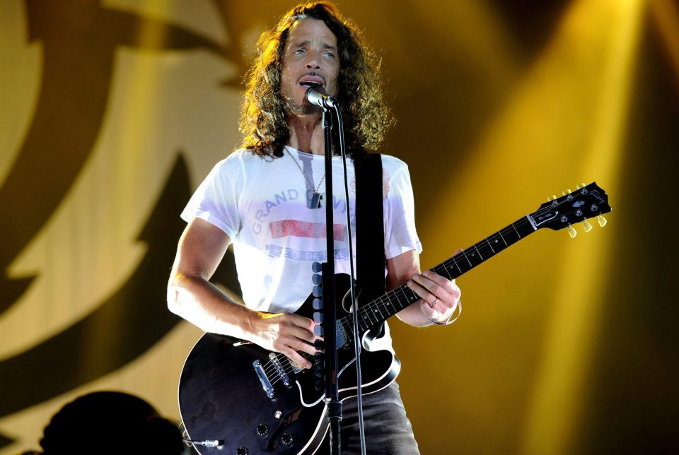 American rock star Chris Cornell Died