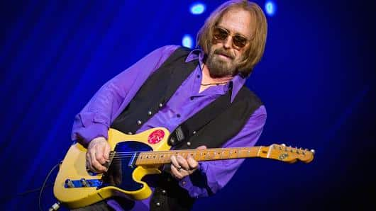 US rock star musician Tom Petty dies aged 66