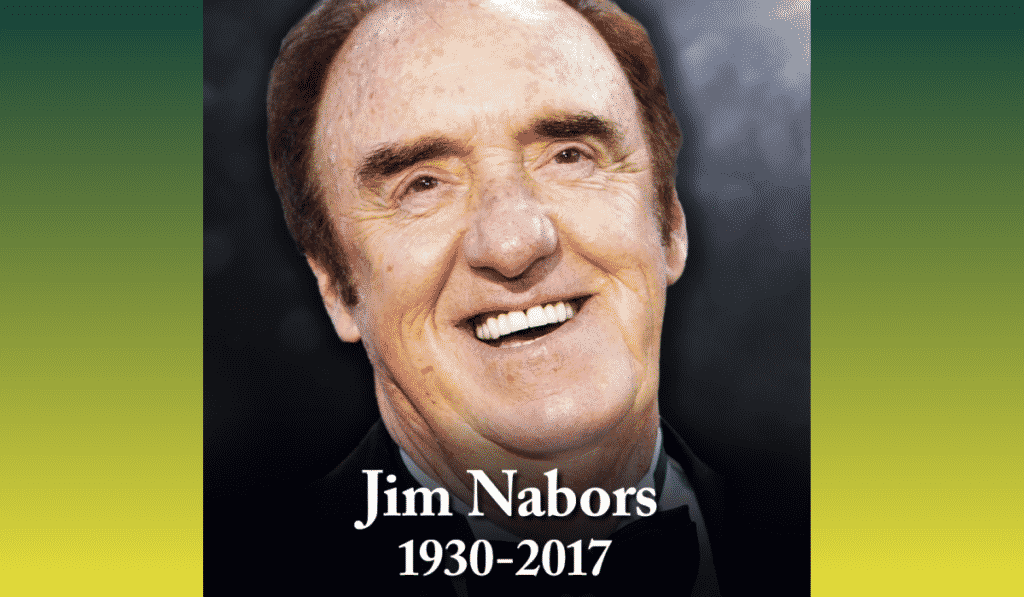 Actor and singer Jim Nabors, who played Gomer Pyle, dies at 87