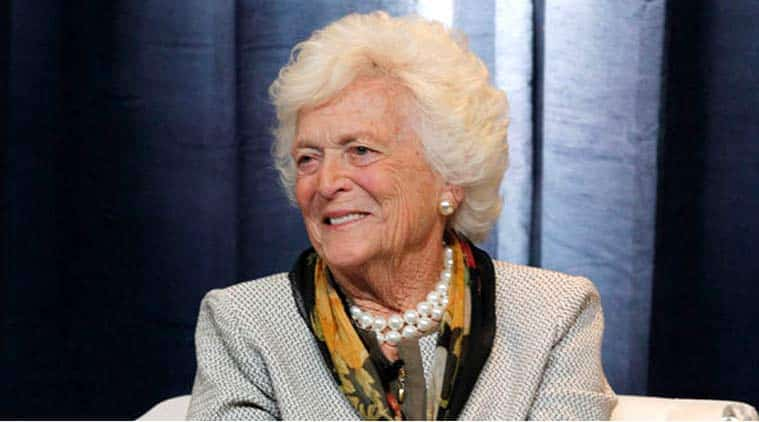 Former First Lady Barbara Bush Has Died At Age 92