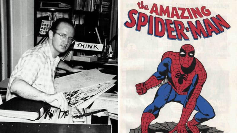 Steve Ditko, Co-Creator of Spider-Man and Doctor Strange, Dies at 90 1