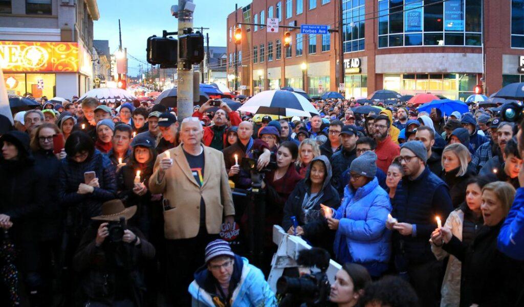 Pittsburgh Jewish Community Mourns