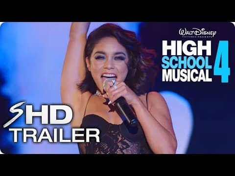 HIGH SCHOOL MUSICAL 4 Teaser Trailer (2019) Zac Efron, Vanessa Hudgens Disney Musical Movie Concept 17