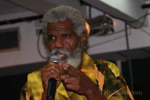 The Veteran Trinidadian  Calypsonian Mighty Composer dies at 83 1