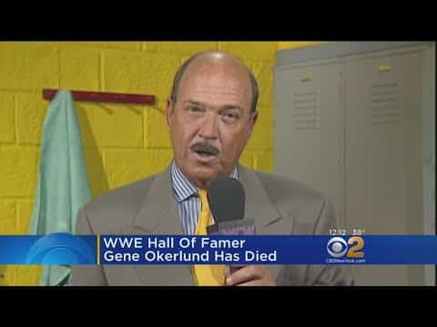 Wrestling Announcer 'Mean' Gene Okerlund Dies At 76 24