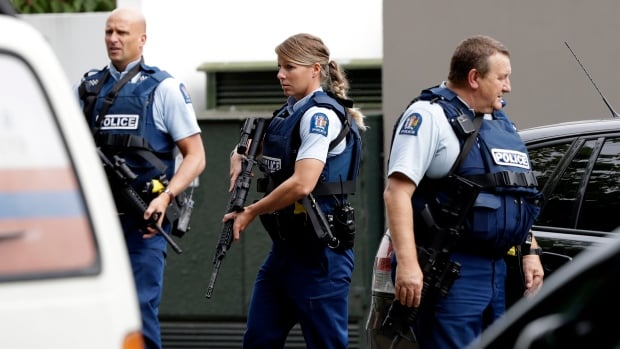 Many dead in New Zealand mosque shooting