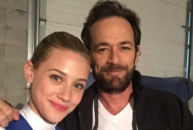 actor Luke Perry died Monday March 4th 2019