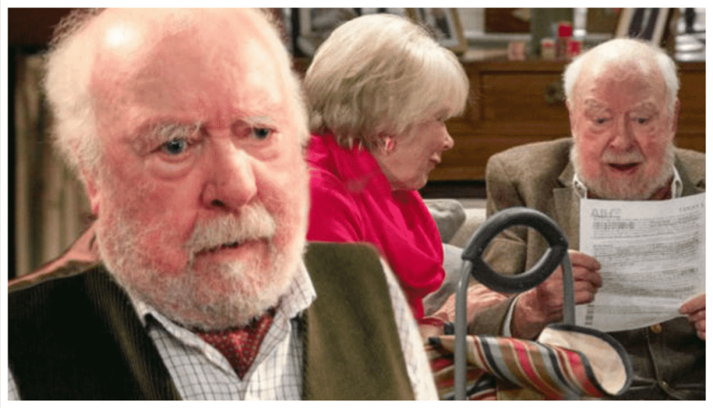Emmerdale actor Freddie Jones deadat 91