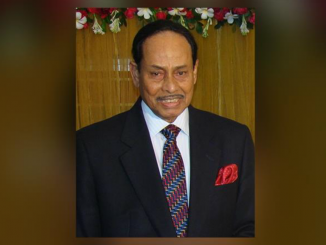 Hussain Muhammad Ershad died at 89