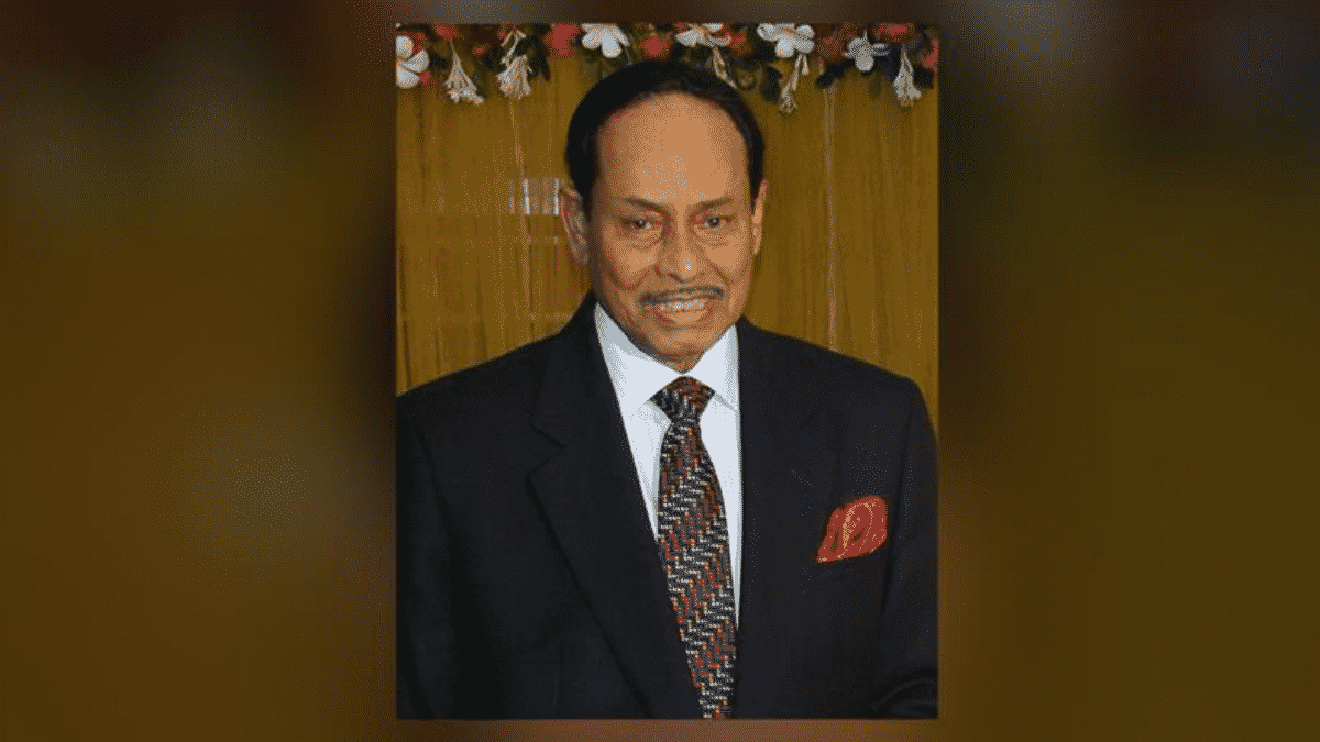 Hussain Muhammad Ershad died at 89