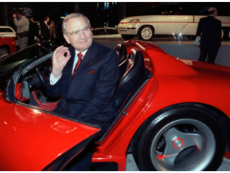 94-Year-Old Lee Iacocca car industry icon who helped create Ford Mustang died 6