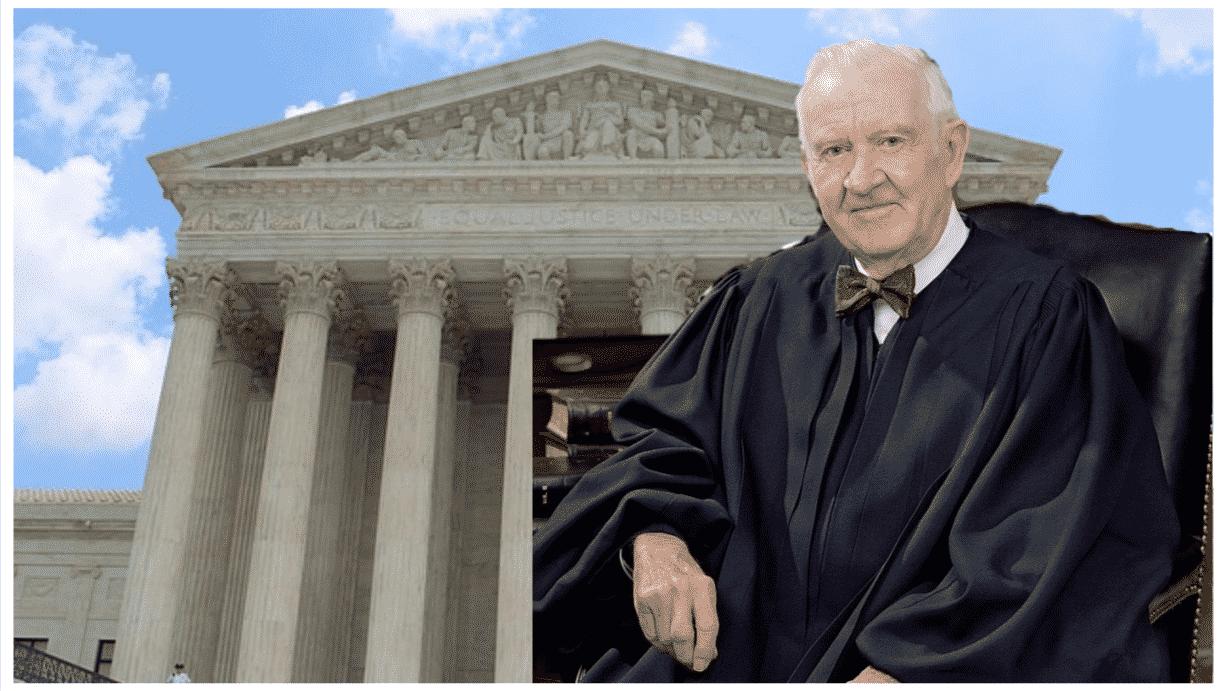 Justice John Paul Stevens, Former Supreme Court dead at 99 5