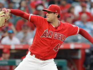 27-Year-Old Tyler Skaggs Angels pitcher  died on Monday in Texas 6
