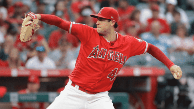 Tyler Skaggs 27-Year-Old Tyler Skaggs Angels pitcher died on Monday in Texas
