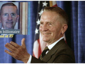 Ross Perot The Two-Time Former US Presidental Candidate Dead At 89 4