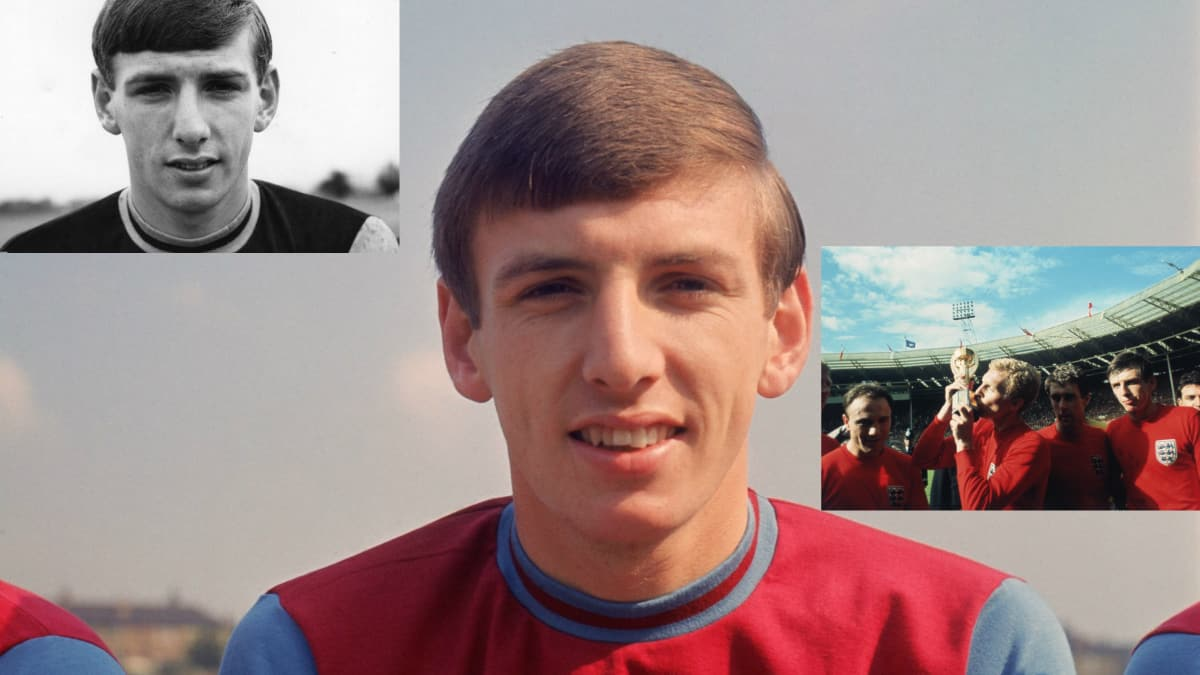Martin Peters - 1966 World Cup winner and West Ham legend dies aged 76