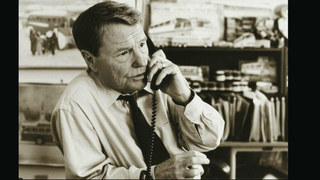 Jim Lehrer dead at 85