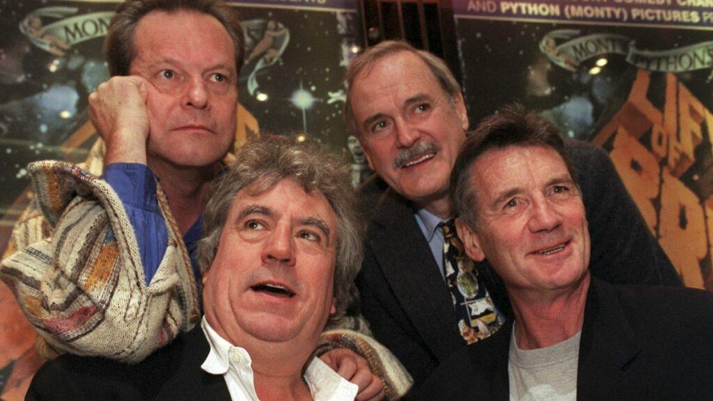Terry-Jones of Monty Python