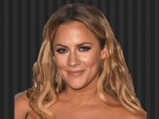 Caroline Flack Former Love Island' Host, Dead at 40