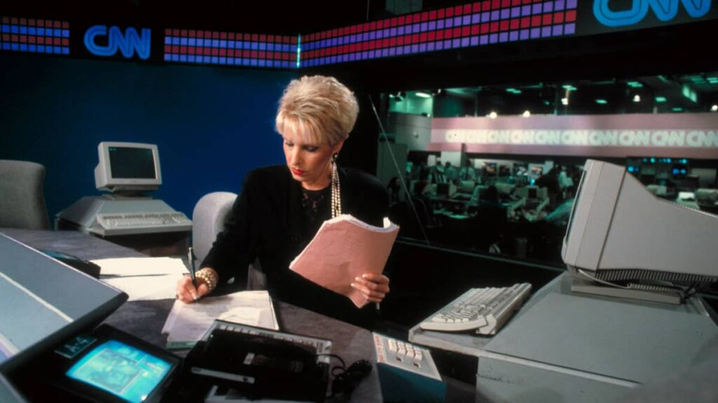 Bobbie Battista the former CNN news Anchor dead at 67