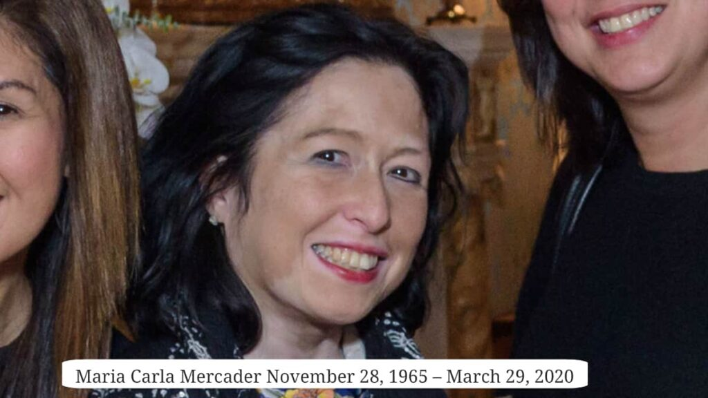 CBS News is mourning Maria Mercader