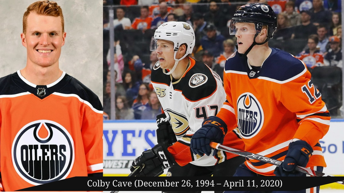 The Canada NHL Oilers player Colby Cave Dead at 25
