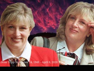 Dead at 70 is Linda Tripp, the whistleblower in the Bill Clinton impeachment 4