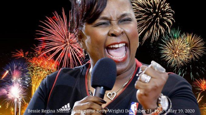 Legendary singer Betty Wright dead at 66 7