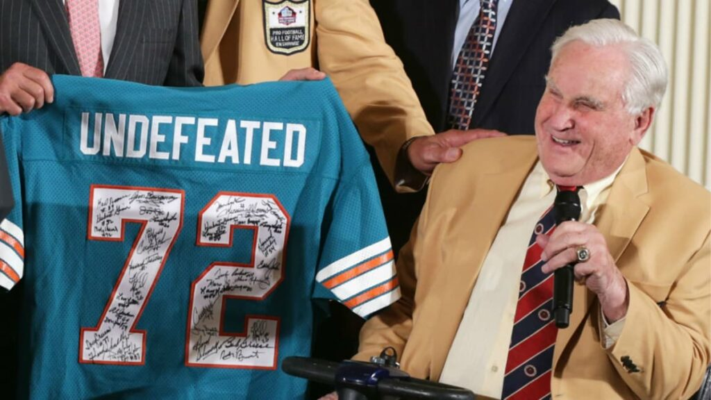 Don Shula by wins and losses