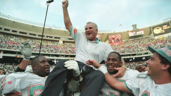 Don Shula dead at 90