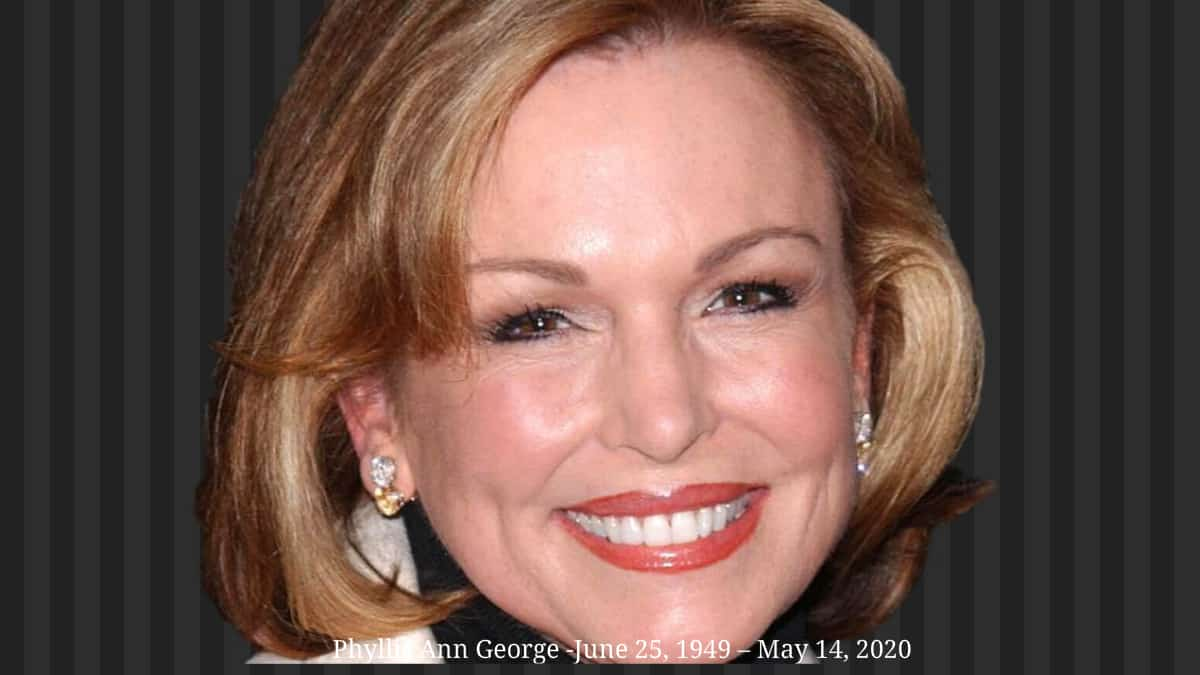 Former Miss America phyllis George dead at 70