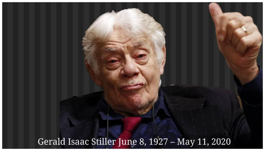 Jerry Stiller is dead at 92