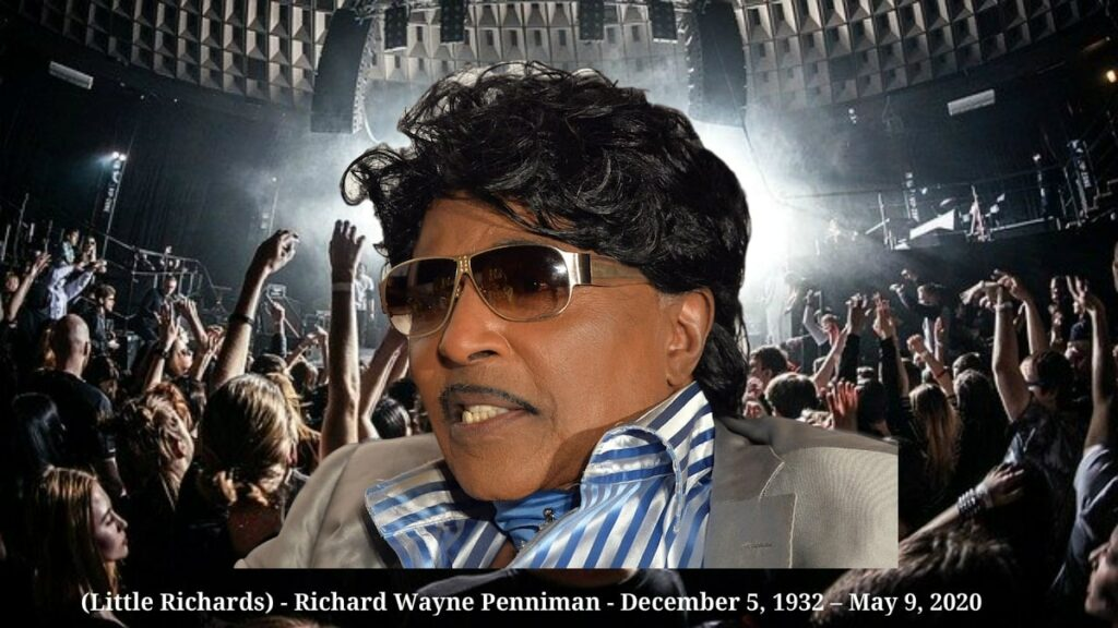 "Penniman - Little Richard nicknamed ""The Innovator, The Originator, and The Architect of Rock and Roll""."