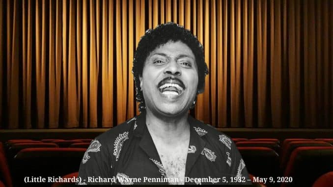 Little Richard one of Rock' n' Roll founding father dead at 87