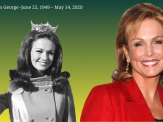 "Phyllis George, age 70, former Miss America and ""NFL Today"" broadcaster, is dead."