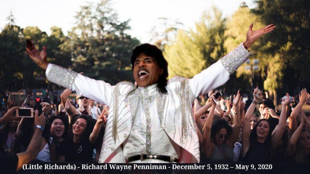 Richard Wayne Penniman - December 5, 1932 – May 9, 2020