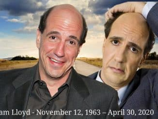The American Actor Sam Lloyd dead at 56