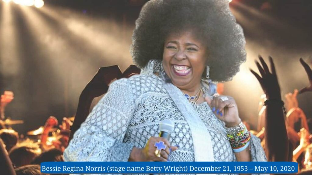 Legendary singer Betty Wright dead at 66