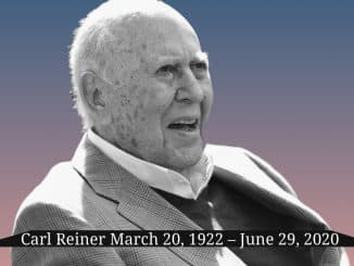 Carl Reiner March 20 1922 – June 29 2020
