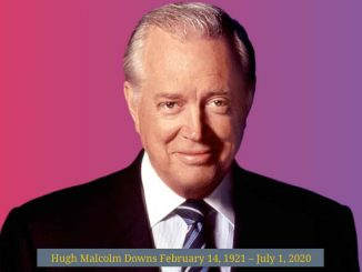 Hugh Downs American broadcaster, television host, news anchor, TV producer dead at 99 62