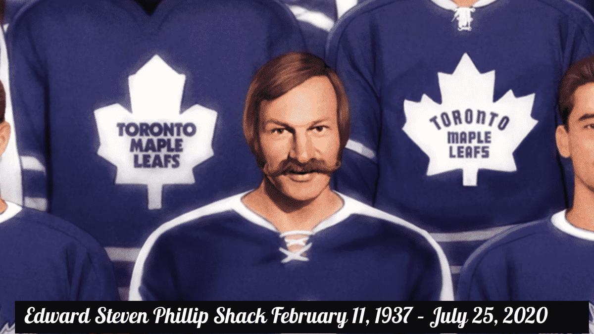 Former Canadian Maple Leaf Eddie Shack dead at 83