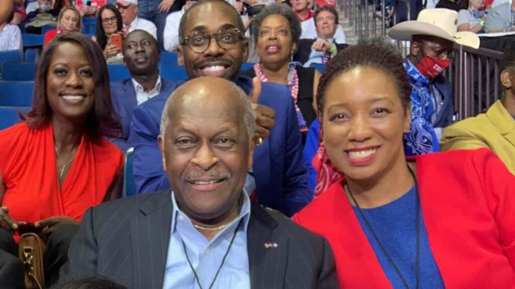 Former Presidential Candidate Herman Cain Dead at 74