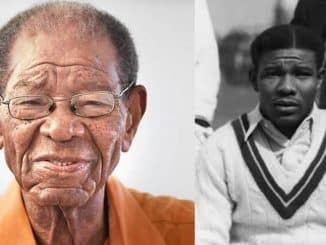 Sir Everton Weekes West Indies Cricket Great, Dead at 95