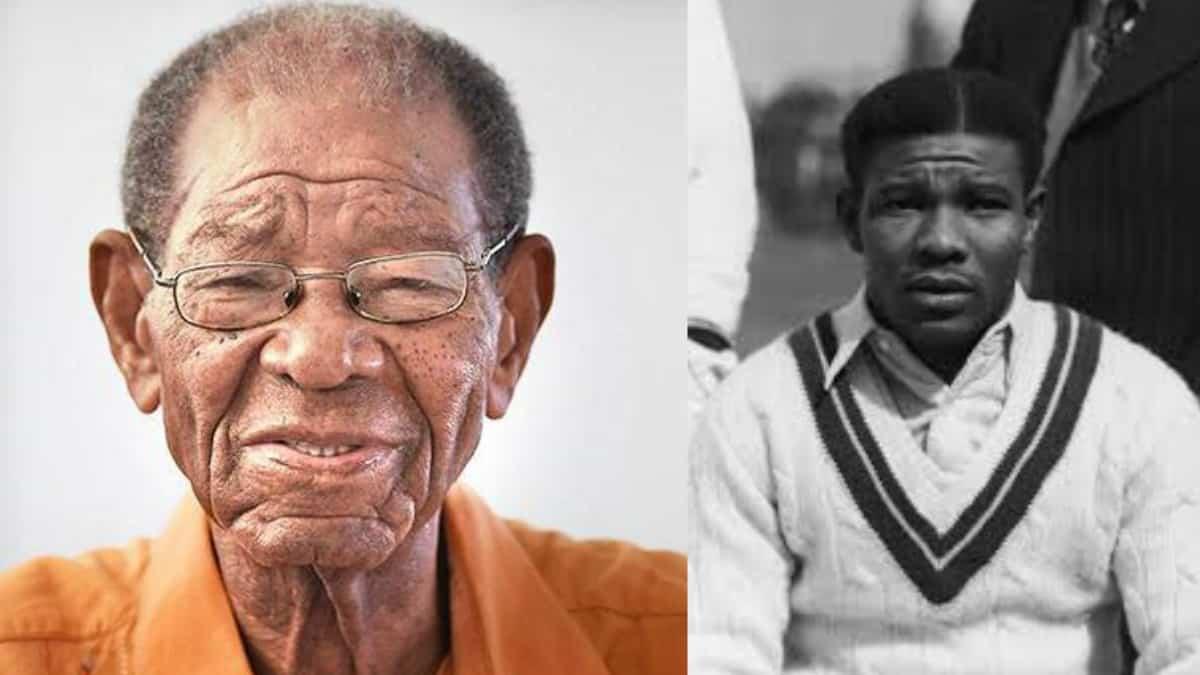 Sir Everton Weekes West Indies Cricket Great, Dead at 95