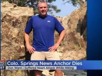 News Anchor Don Ward Dies, Was On The Air With KKTV For Nearly 15 Years