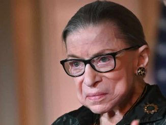 US Supreme Court Justice Ruth Bader Ginsburg Dead At 87 2