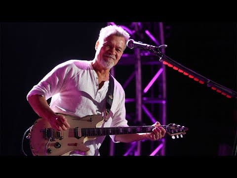 Eddie Van Halen passes away from cancer at 65, son says 4