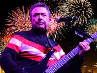 The Outfield frontman Tony Lewis, who enjoyed success with enduring 1980s hit Your Love, dies 'suddenly and unexpectedly' aged 62.