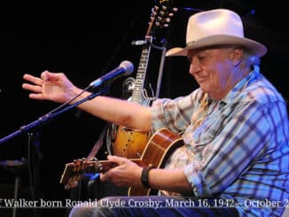 Jerry Walker the US Texian Country Dead at 78 of Cancer