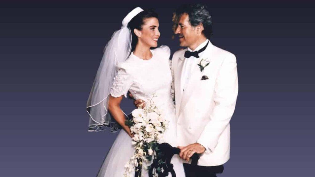 Alex Trebek was married to Elaine